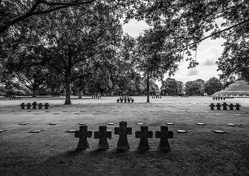 German Military Cemetery / La Cambe